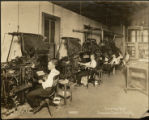 Linotype Department
