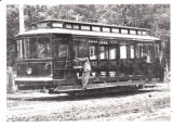 Beaumont Transit Company Streetcar