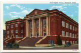 Postcard First Baptist Church